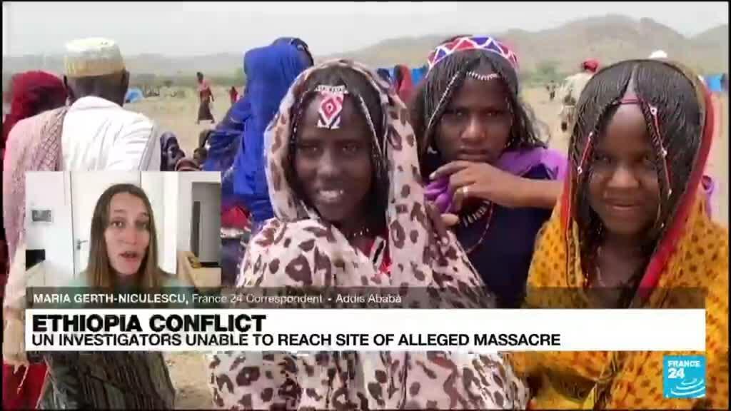 2021-09-14 08:02 Ethiopia conflict: UN investigators unable to reach site of alleged massacre