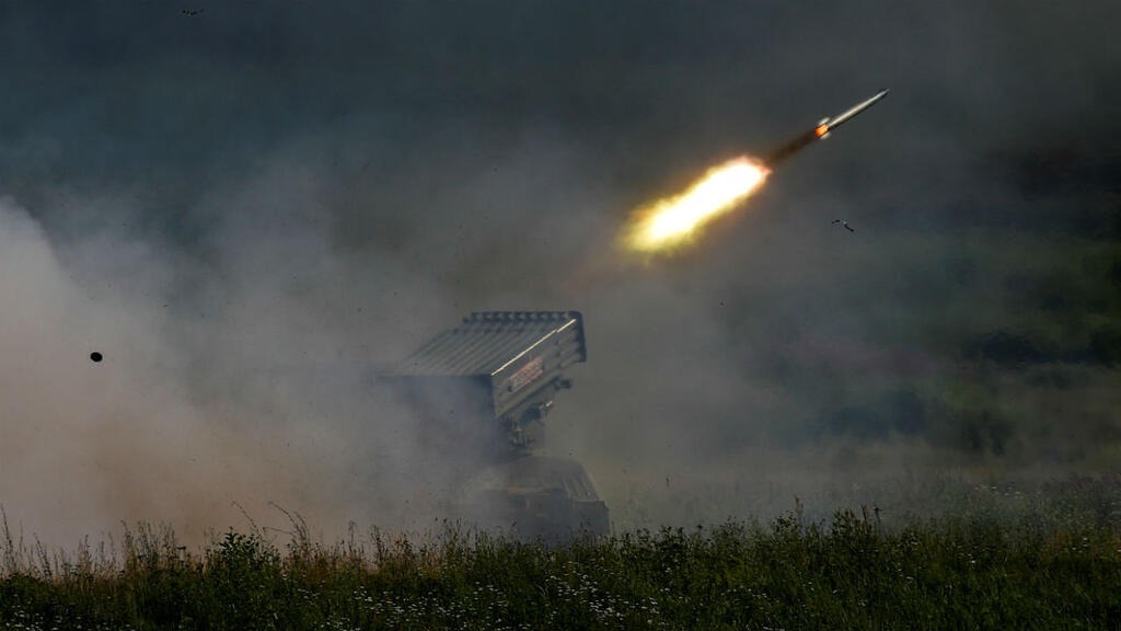 Deadly rocket explosion at Russian military base