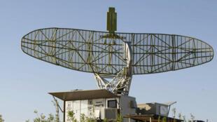 Le système de défense anti-aérien Mersad est dévoilé, le 11 avril 2010, lors d'une cérémonie à Téhéran.