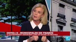 """2020-03-15 20:18 Coronavirus : """"A cause de l'incivisme des Français, le gouvernement va être obligé prendre de nouvelles mesures"""""""