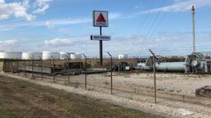 La refinería de Citgo en Corpus Christi (Texas), uno de los tres emplazamientos de la filial estadounidense del gigante petrolero venezolano Pdvsa.