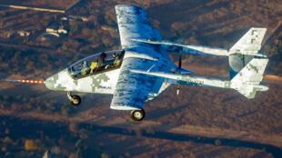 Photo d'un avion AHRLAC fournie par le constructeur