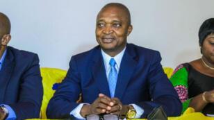 """Désigné comme dauphin de Joseph Kabila, Emmanuel Ramazani Shadary est surnommé """"Monsieur coup sur coup""""."""