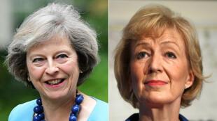 Les adhérents du Parti conservateur devront choisir, le 9 septembre 2016, qui de Theresa May ou Andrea Leadsom succédera à David Cameron.