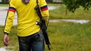 The dense jungle border regions between Colombia and its nieghbors Venezuela and Ecuador are beset by rebel and drug gang violence