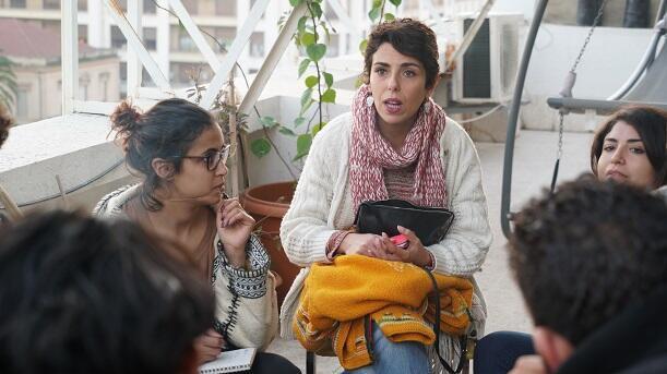 """هندة الشناوي، من حملة """"فاش نستناو"""""""