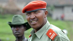 Bosco Ntaganda, le 11 janvier 2009.