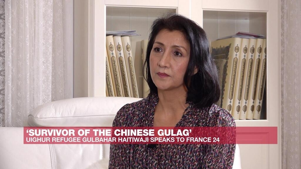 Uighur refugee Gulbahar Haitiwaji: 'The Chinese want to eradicate the Uighurs'