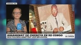 Assassinat de Floribert Chebeya en RD Congo : deux policiers admettent leur implication