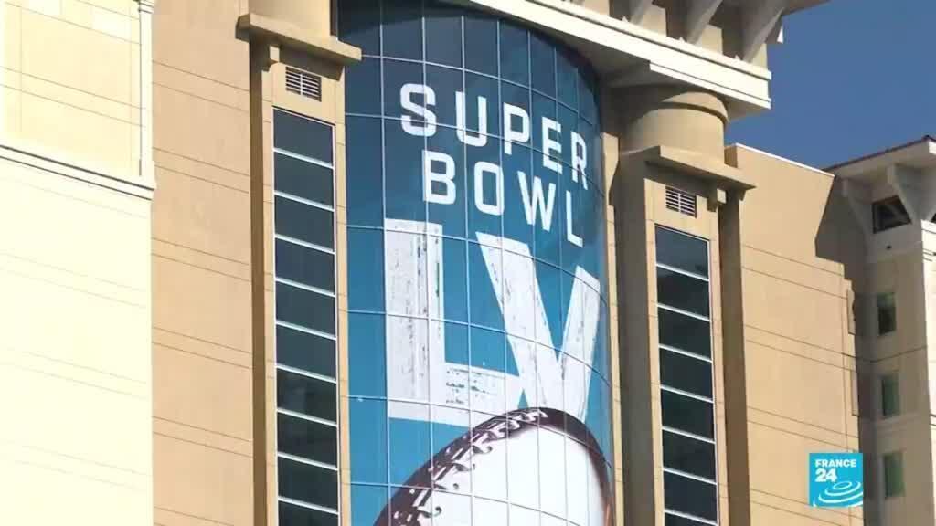 2021-02-06 13:42 Todo listo para el Super Bowl LV en medio de estrictas medidas sanitarias y de seguridad