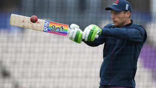 England's Jos Buttler looks set to retain his place for the second Test against the West Indies