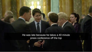 05122019 Trudeau NATO video
