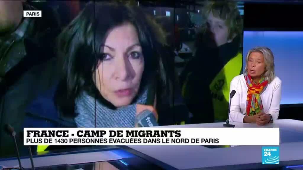 """2020-01-28 14:07 Migrants en France : """"chaque pays se renvoie la balle et refuse de recevoir ces personnes-là"""""""