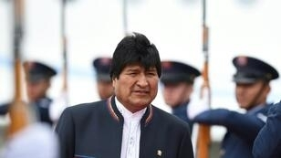 Bolivian President Evo Morales wants the International Court of Justice to give his country exclusive rights over the Silala river