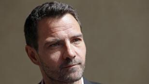 Jérôme Kerviel à la Cour d'appel de Versailles, le 15 avril 2015