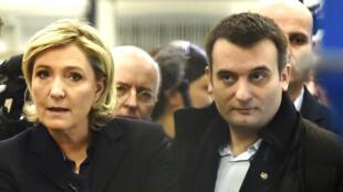 Rien ne va plus entre Marine Le Pen et Florian Philippot. Le vice-président du FN a quitté le parti.