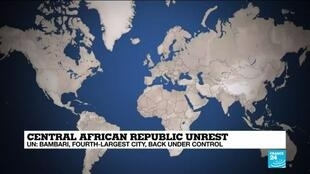 2020-12-23 14:12 Central African Republic: tensions rising ahead of vote