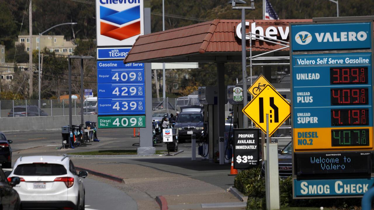 Chevron, Toyota announce alliance on hydrogen technology - France 24