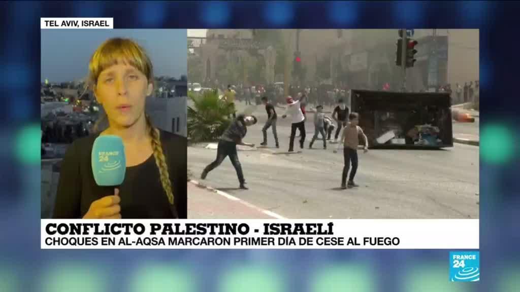 2021-05-22 01:02 Informe desde Tel Aviv: tensa calma en el primer día del cese de hostilidades entre Israel y Hamas