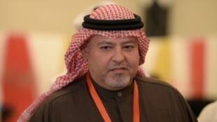 وزير العدل البحريني الشيخ خالد بن علي آل خليفة 23 تشرين الثاني/نوفمبر 2018