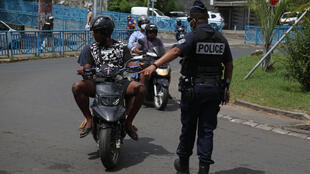Police in Mayotte