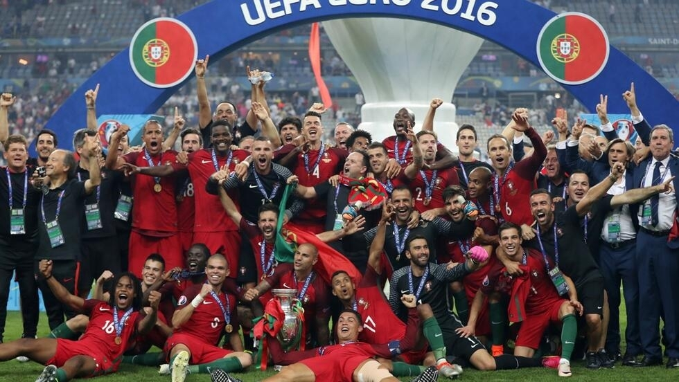 The Euro 2016 football tournament ended with Portugal's stunning victory over France in the final. Portugal won its first international title after scoring the match's only goal in extra time.
