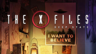 """Le jeu mobile """"The X-Files : Deep State"""", disponible le 6 février 2018 sur Android et iOS."""