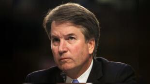Imagen de Archivo. El nominado a la Corte Suprema, Brett Kavanaugh, testifica ante el Comité Judicial del Senado en Washington, EE. UU., el 6 de septiembre de 2018.