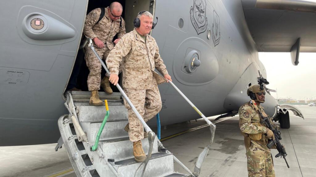 US admits Kabul strike killed multiple civilians in 'tragic mistake'