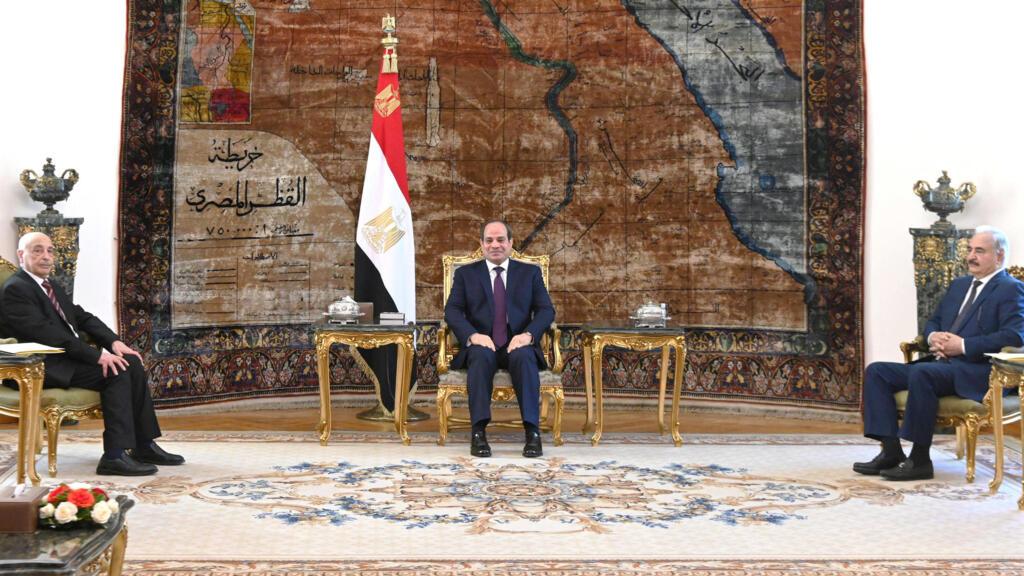 ليبيا: البرلمان المؤيد لحفتر يسمح بتدخل عسكري مصري لمواجهة تركيا