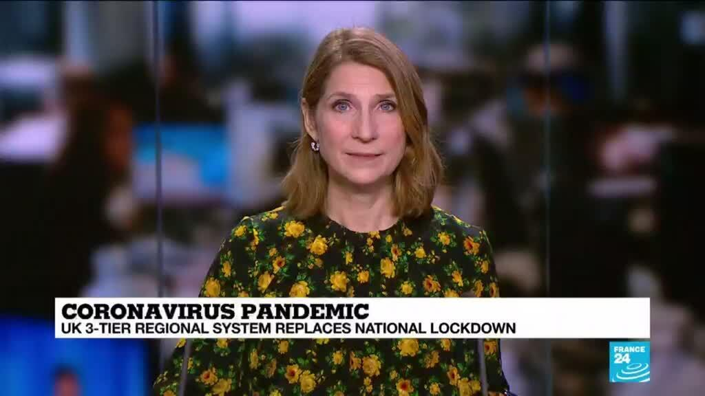2020-12-02 11:04 Fears for tiers as England eases coronavirus lockdown