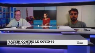 Le Débat de France 24 - mercredi 2 décembre 2020