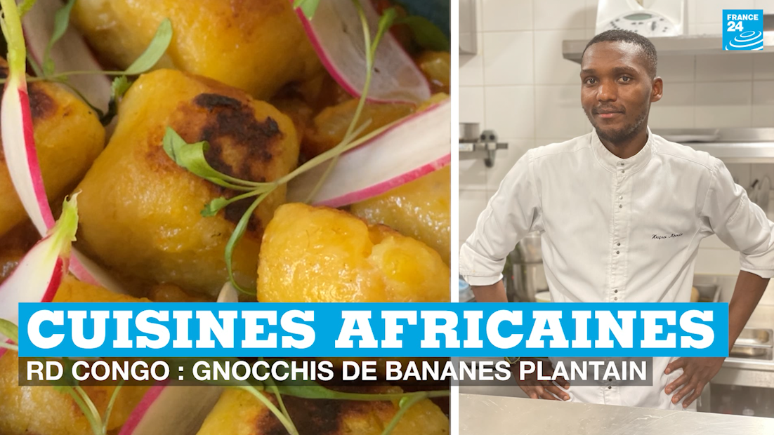 Hugues Mbenda - Cuisines africaines
