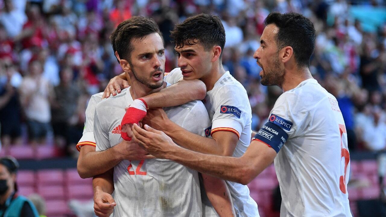PHOTO Croatie-Espagne 01 - 28 juin 2021