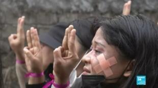 2021-04-02 01:09 Myanmar: nuevo cargo sobre Aung San Suu Kyi le acarrea 14 años de prisión