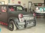 """""""واليس كار"""" للأخوين قيقة .. أول سيارة تونسية التصميم والمنشأ"""