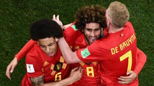 La Belgique a joué avec le feu face au Japon, qui a cru avoir fait le plus dur en menant de deux buts.