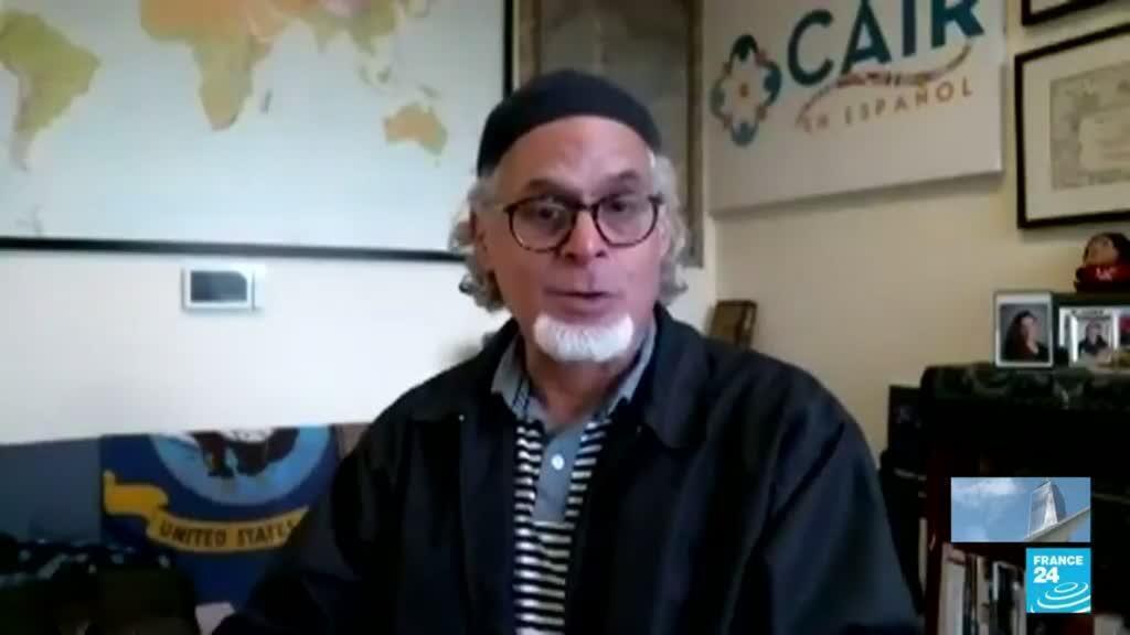 """2021-09-11 19:04 Wilfredo Arm Ruiz: """"El 11-S se convirtió en la singularización de los musulmanes"""""""