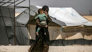Al-Hol camp houses more than 70,000 people, including more than 11,000 family members of suspected IS fighters from dozens of countries