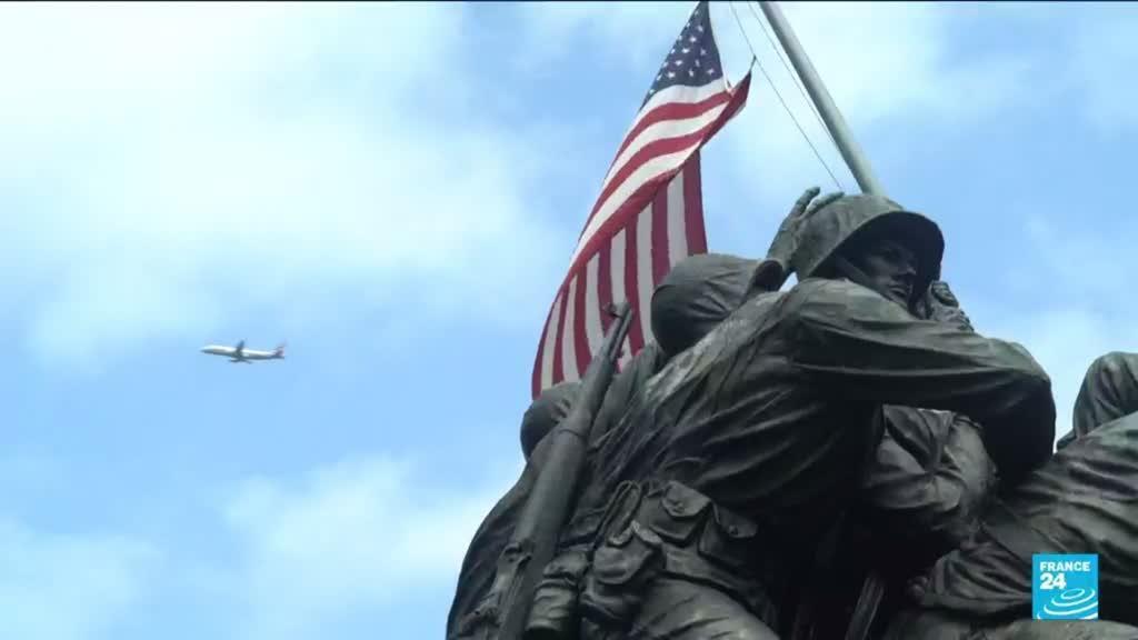 2021-08-31 12:11 États-Unis : déception et tristesse des vétérans après le retrait militaire d'Afghanistan