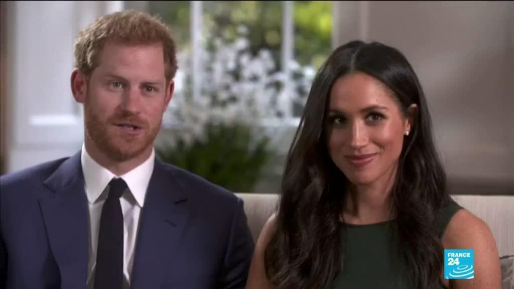 """2021-03-08 09:09 Interview de Meghan / Prince Harry : """"Nous avons fait tout notre possible"""" pour rester"""