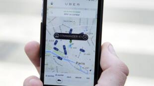 La légalité de l'interdiction d'UberPop a été confirmée par le Conseil constitutionnel.