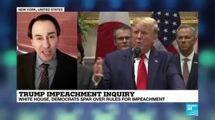 """2019-10-09 21:14 Ian Reifowitz:"""" The House has the sole authority to investigate an impechment"""""""