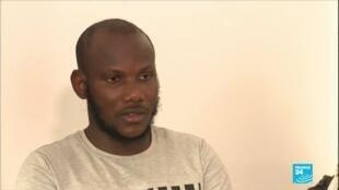 2020-09-02 18:07 Attentat de janvier 2015 : Lassana Bathily, héros de l'hyper cacher témoigne
