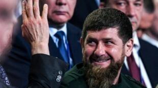 الرئيس الشيشاني رمضان قديروف.