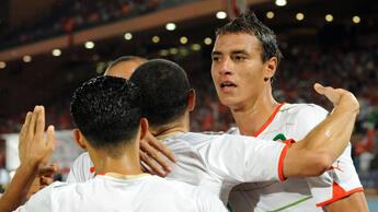 "Morocco's ""Atlas Lions"""
