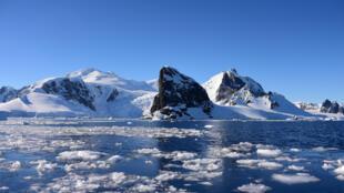 Antarctica orne harbour south shetland islands climate change