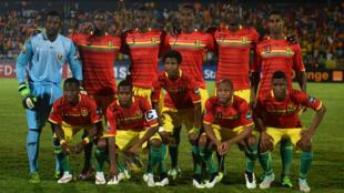 La Guinée a été sélectionnée pour rejoindre les quarts de finale de la CAN-2015.