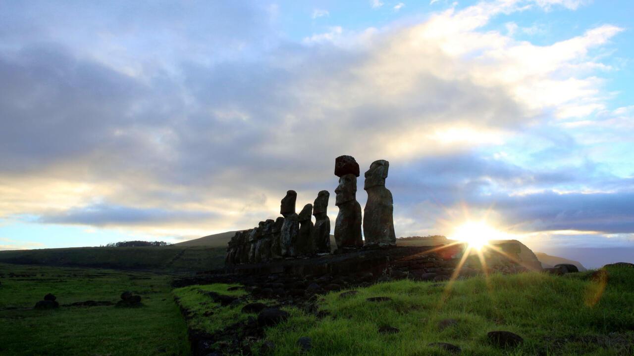 Des Samoa à l'île de Pâques: l'ADN remonte la route du peuplement de la Polynésie - France 24