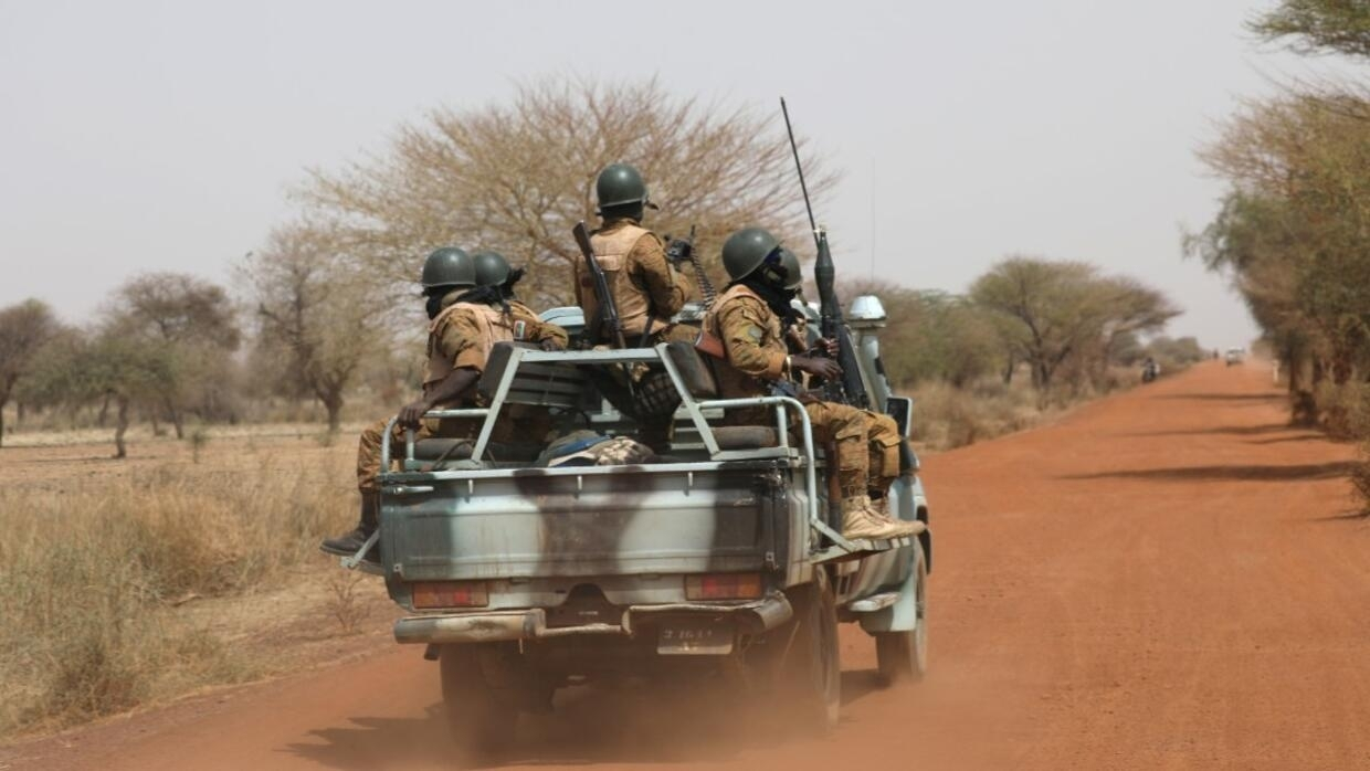 Burkina Faso army says 32 'terrorists' killed after deadly convoy attack
